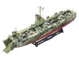 Zobrazit detail - Plastic ModelKit loď  05123 - U.S. Navy Landing Ship Medium (LSM)  (1:144)