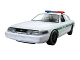 Build & Play auto 06112 - Ford Police Car (1:25)