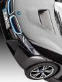Plastic ModelKit auto 07008 - BMW i8 (1:24) Plastikové modely