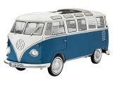 Plastic ModelKit auto 07009 - VW Typ 2 T1 Samba Bus (1:16) Plastikové modely