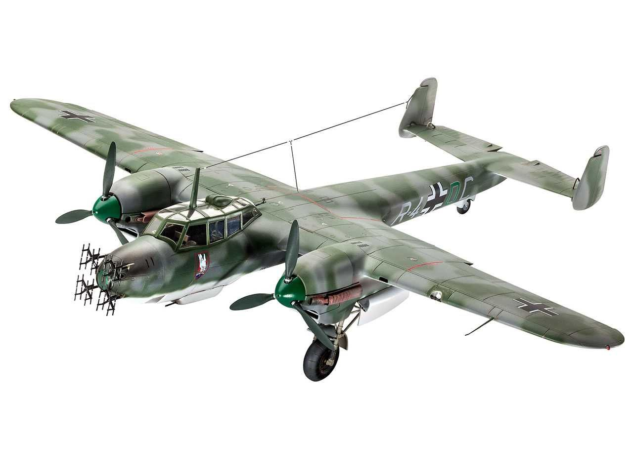 Plastic ModelKit letadlo 04925 - Dornier Do 215 B-5 Nightfighter (1:48) Plastikové modely
