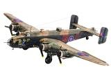 Plastic ModelKit letadlo 04936 - Handley Page Halifax Mk.III (1:72)