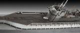 Plastic ModelKit ponorka 05133 - German Submarine Type IX C/40 (1:72) Plastikové modely