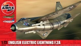 Classic Kit letadlo A04054 - English Electric Lightning F2A (1:72) Plastikové modely