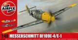 Classic Kit letadlo A05120A - Messerschmitt Bf109E-4/E-1 (1:48)
