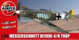 Classic Kit letadlo A05122A - Messerschmitt Bf109E- Tropical (1:48)