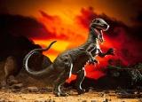 Gift-Set dinosaurus 06474 - Allosaurus (1:13) Plastikové modely