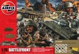 Gift Set diorama A50009 - D-Day Battlefront (1:76)