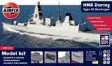 Gift Set loď A50132 - HMS Daring Type 45 Destroyer (1:350)