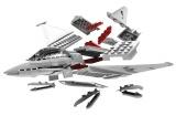Quick Build letadlo J6002 - Eurofighter Typhoon Plastikové modely
