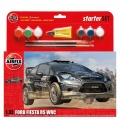 Starter Set auto A55302 - Ford Fiesta RS WRC (1:32)