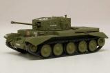 Starter Set tank A55109 - Cromwell Cruiser Tank (1:76) Plastikové modely