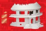 Classic Kit budova A75015 - Polish Bank (1:72) Plastikové modely
