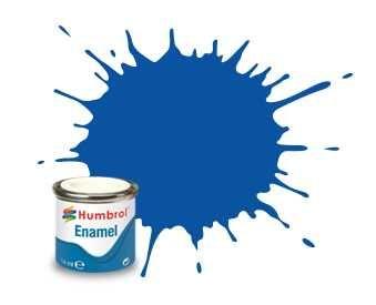 Humbrol barva email AA0151 - No 14 French Blue - Gloss - 14ml Plastikové modely