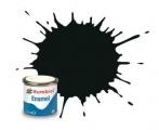 Humbrol barva email AA1002 - No 91 Black Green - Matt - 14ml