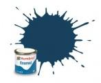 Humbrol barva email AA1153 - No 104 Oxford Blue - Matt - 14ml