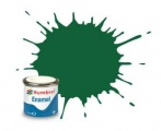 Humbrol barva email AA1328 - No 120 Light Green - Matt - 14ml