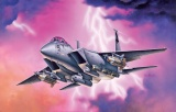 Model Kit letadlo 0166 - F-15E STRIKE EAGLE (1:72)