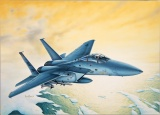 Model Kit letadlo 0169 - F-15C EAGLE (1:72)
