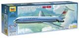 Model Kit letadlo 7013 - Ilyushin IL-62M (1:144)