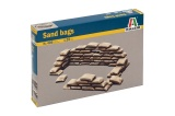 Model Kit doplňky 0406 - SANDBAGS (1:35)