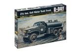 Model Kit military 0201 - 2 1/2 Ton, 6x6 Water Tank Truck (1:35)