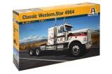 Model Kit truck 3915 - CLASSIC WESTERN STAR (1:24)