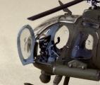 Model Kit vrtulník 0017 - AH-6 NIGHT FOX (1:72) Plastikové modely
