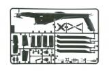 Model Kit vrtulník 0159 - AH-64A APACHE (1:72) Plastikové modely