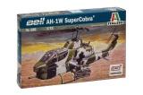 Model Kit vrtulník 0160 - AH-1W SUPER COBRA (1:72) Plastikové modely