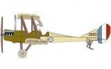 Classic Kit letadlo A02101 - Royal Aircraft Facility BE2C (1:72) Plastikové modely