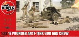 Classic Kit military A06361 - 17 Pdr Anti-Tank Gun (1:32) - reedice