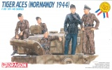 Model Kit figurky 6028 - TIGER ACES (Normandy 1944) (1:35)