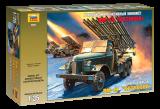 Model Kit military 3521 - BM-13 Katyusha (1:35)