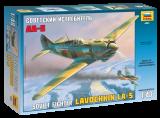 Model Kit letadlo 4803 - Lavochkin La-5 (1:48)