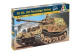 Model Kit military 7012 - Sd. Kfz. 184 Panzerjager Elefant (1:72)