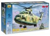 Model Kit vrtulník 7270 - MIL MI-26 Soviet Helicopter (1:72)
