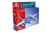 """Model Set letadlo 71016 - F/A-18 C/D """"WILD WEASEL"""" (1:72)"""