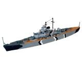 ModelSet loď 65802 - Bismarck (1:1200) Plastikové modely