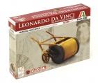 Leonardo Da Vinci 3106 - MECHANICAL DRUM (22,5 cm)
