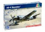 Model Kit letadlo 2697 - AD-4 SKYRAIDER (1:48)
