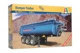 Model Kit návěs 3845 - DUMPER TRAILER (1:24)