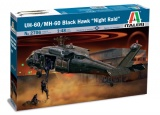 "Model Kit vrtulník 2706 - UH-60/MH-60 ""NIGHT RAID"" (1:48)"