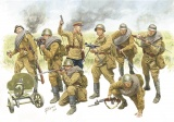 Model Kit figurky 3526 - Red Army Infantry (1940-42) (1:35) Plastikové modely