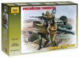 Model Kit figurky 3615 - Russian Modern Tank Crew (1:35)