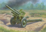 Model Kit military 3510 - M30 Soviet Howitzer 122 mm (1:35) Plastikové modely