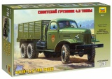 Model Kit military 3541 - ZIS-151 Soviet Truck (1:35) Plastikové modely
