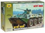 Model Kit military 3560 - BTR-80A Russian Personnel Carrier (1:35) Plastikové modely
