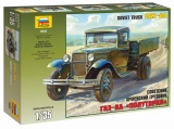 Model Kit military 3602 - GAZ-AA (1:35)