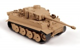 Model Kit tank 3646 - Tiger I Early (Kursk) (1:35) Plastikové modely
